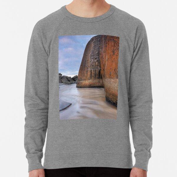Squeaky Beach Boulders Lightweight Sweatshirt