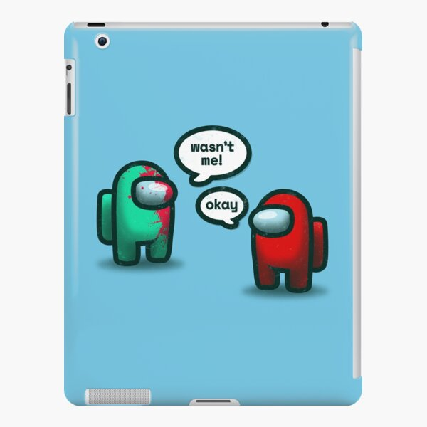 There's An Impostor... iPad Snap Case