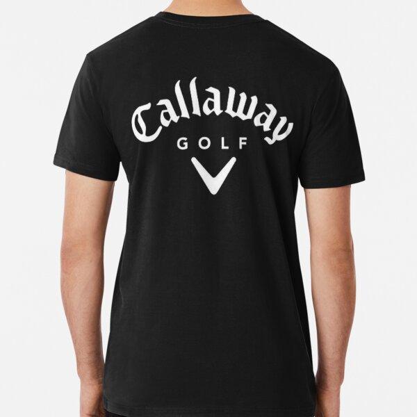 CALLAWAY GOLF logo Premium T-Shirt