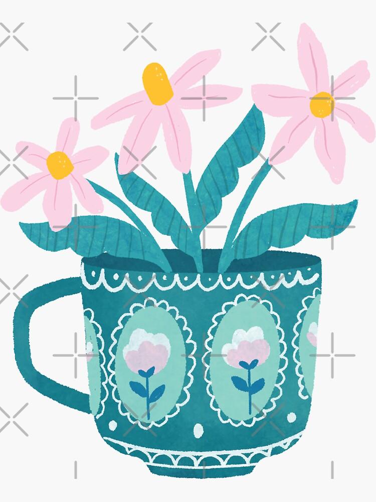Tea Time by littlesisstudio