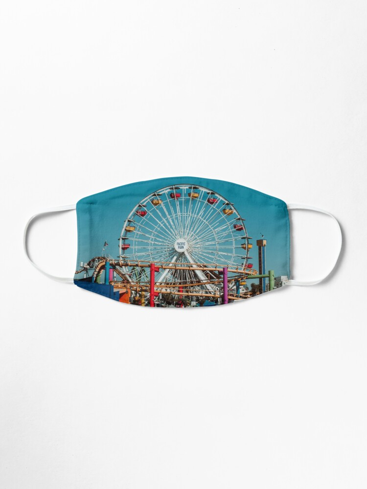 Alternate view of Pacific Park Mask