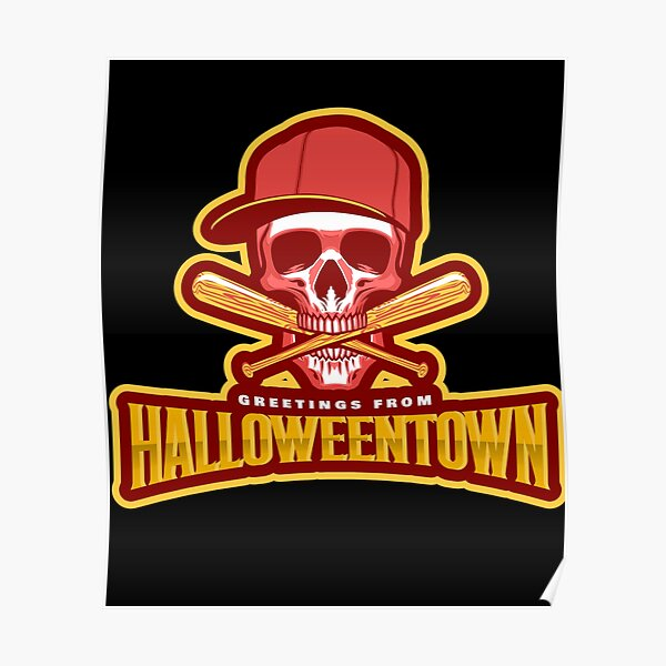 Halloweentown Greets You Poster