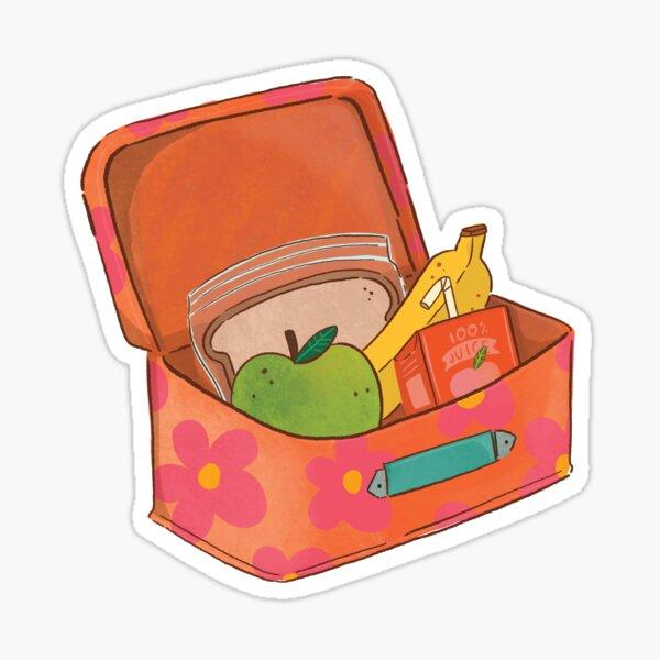 Lunchbox Sticker