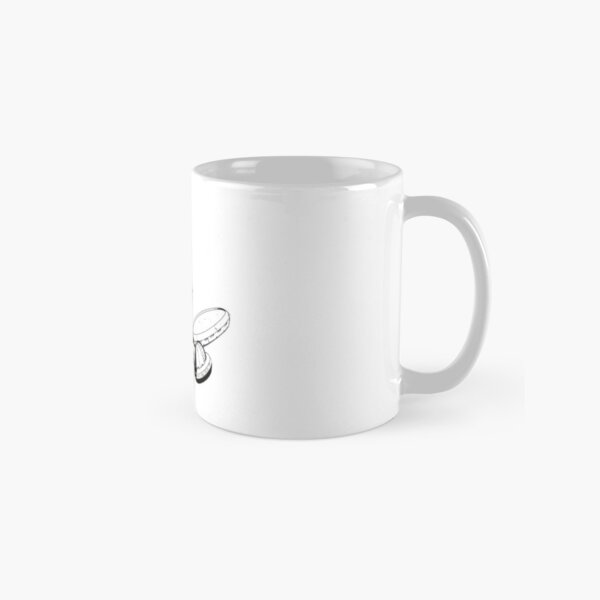 Counterweight Space Station 002 Classic Mug