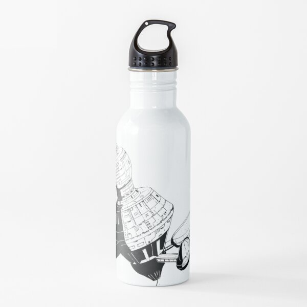Counterweight Space Station 002 Water Bottle