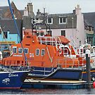 Stornoway Lifeboat by MidnightMelody