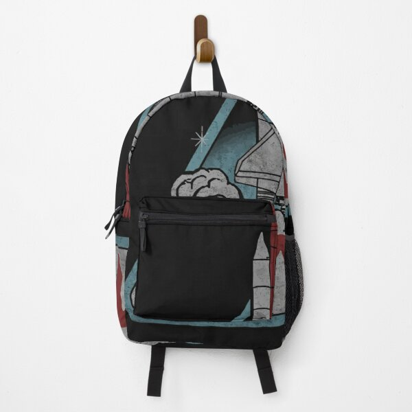 NASA Space Shuttle - Retro NASA Worm Logo Backpack