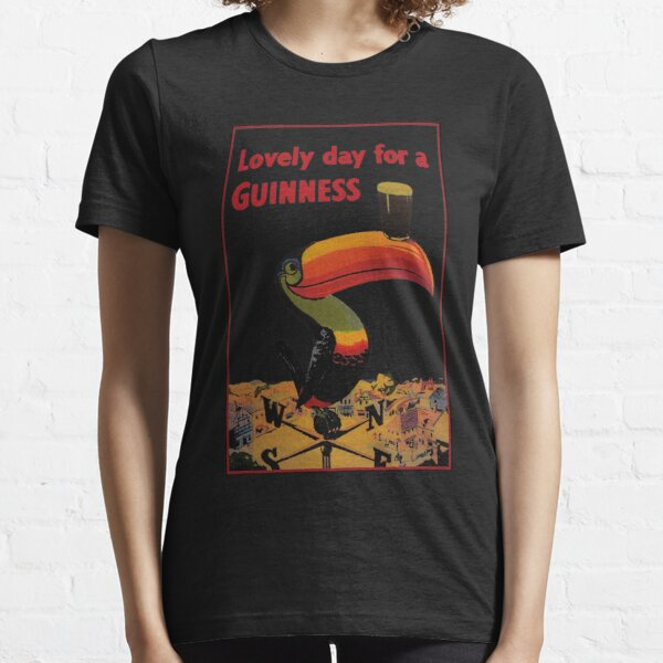 Lovely Day for A Guinness Letter Essential T-Shirt