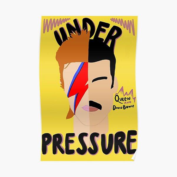 Bajo presión Póster