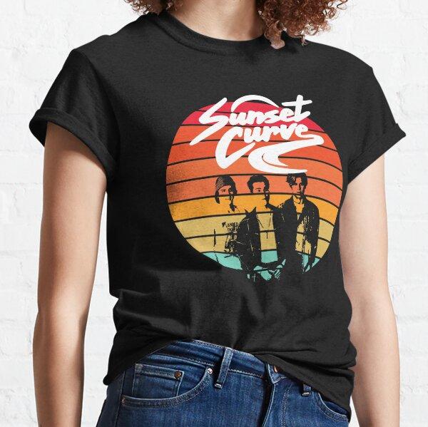 Sunset Curve Band, Julie et les fantômes T-shirt classique