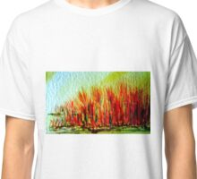 burning bushes Classic T-Shirt