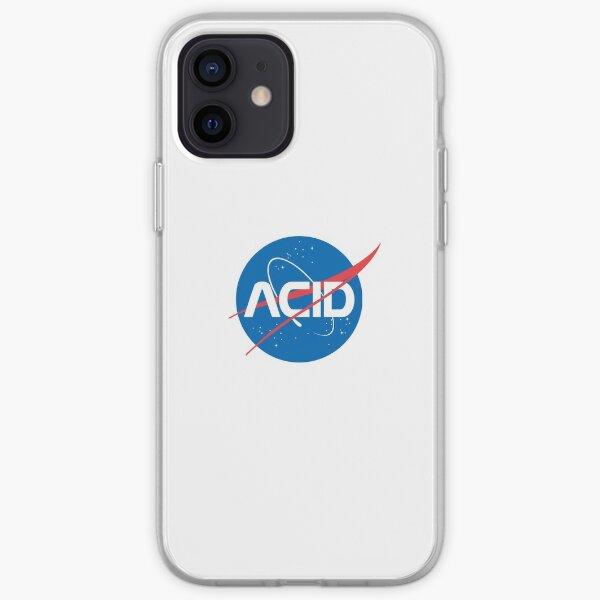 Acid vs Nasa iPhone Soft Case