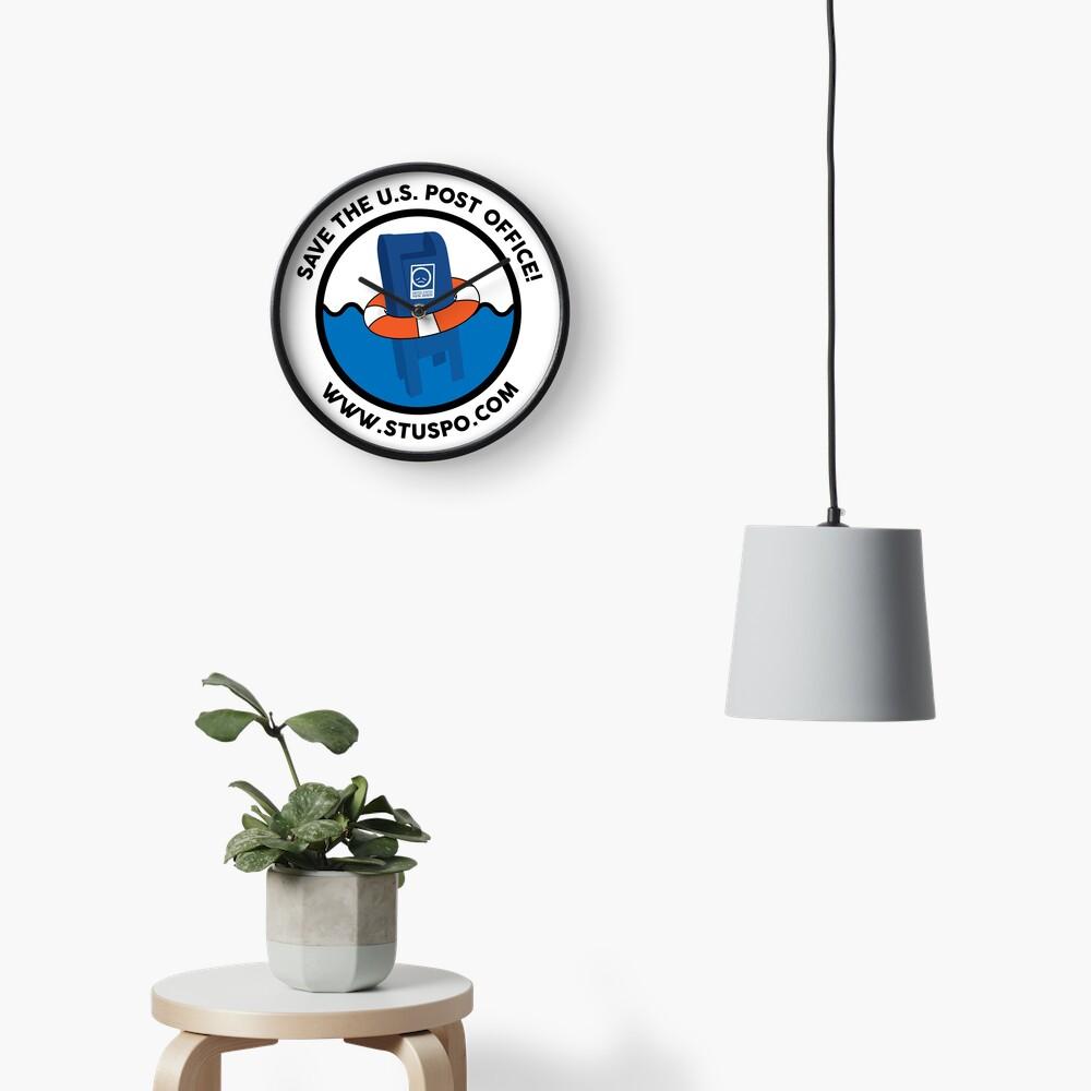 Save the US Post Office - STUSPO in Black Clock