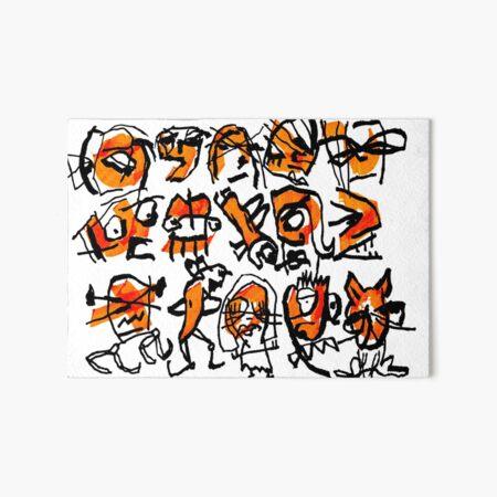 GOOD | Tim Ferguson - AWT  Art Board Print