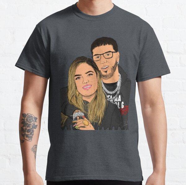 Annuel y Karol G Camiseta clásica