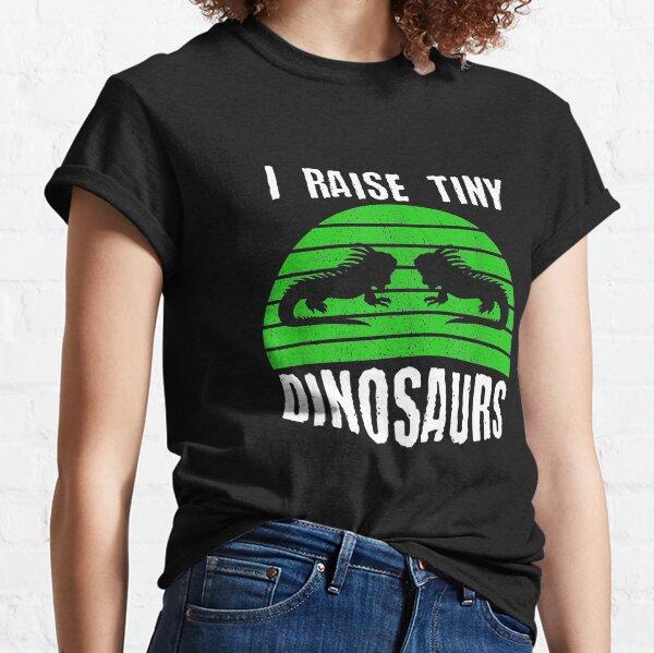 Funny Iguana Graphic Lizard Lover Reptile Men Women Kid  Classic T-Shirt