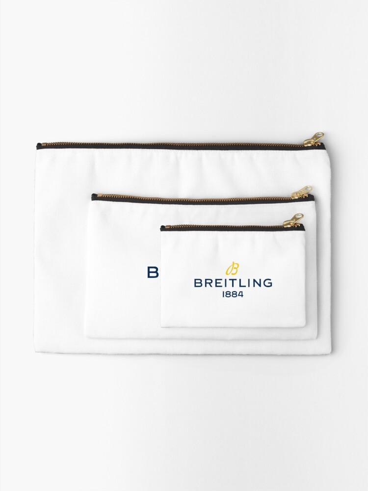 Alternate view of BEST SELLER Breitling Merchandise Zipper Pouch