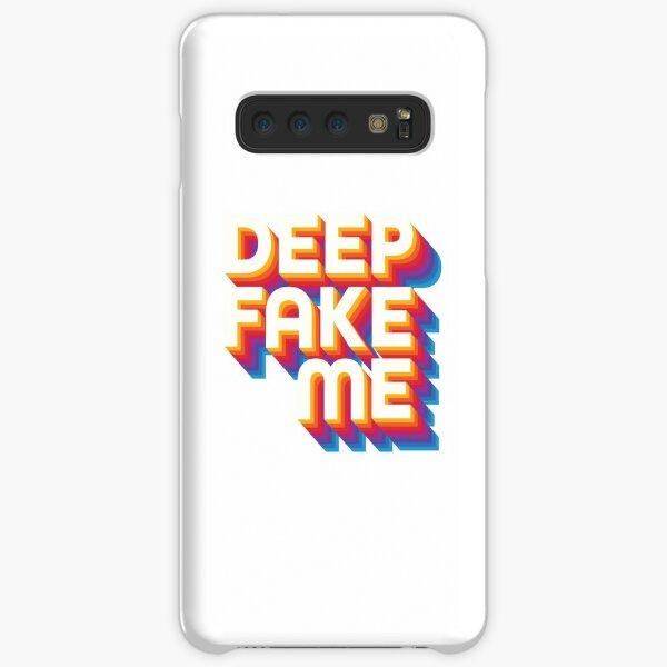 Deep Fake Me Samsung Galaxy Snap Case