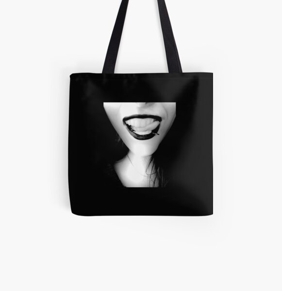 Hungry Miss Greaves All Over Print Tote Bag