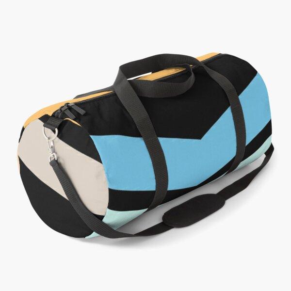 Chevron Retro Duffle Bag