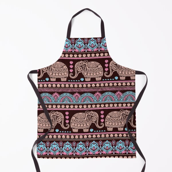Indian Style Ornament Apron
