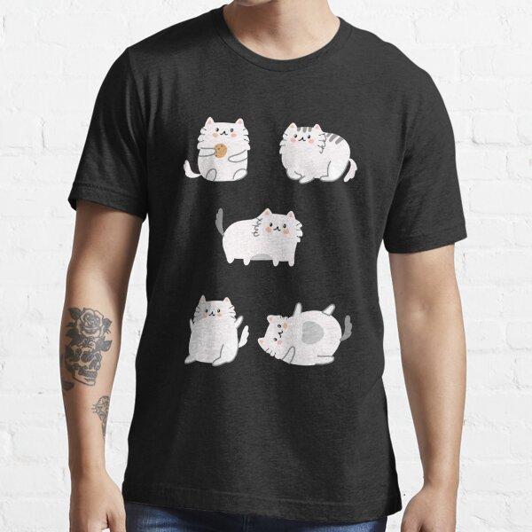 Cute Cat Pack Essential T-Shirt