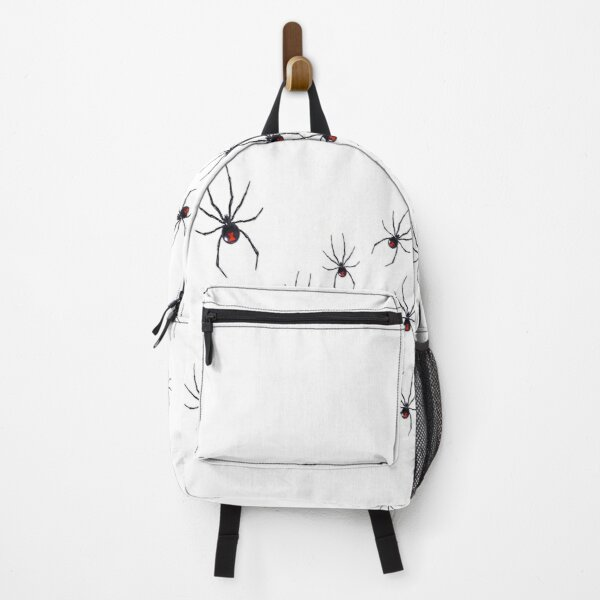 Black widow Backpack