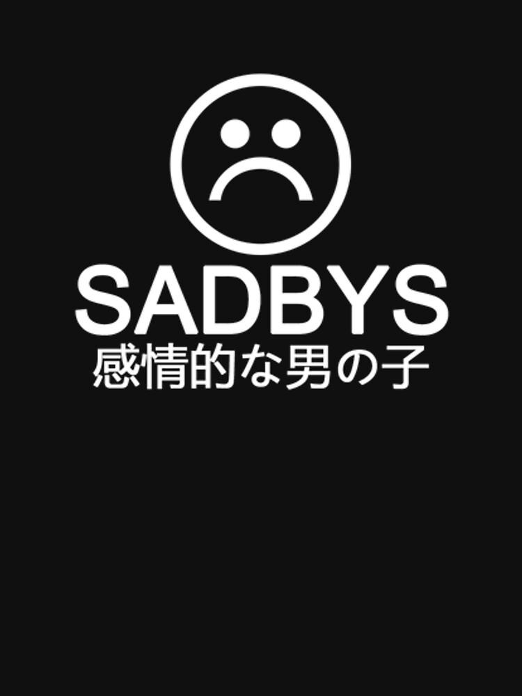 SADBOYS by snacksbuddy