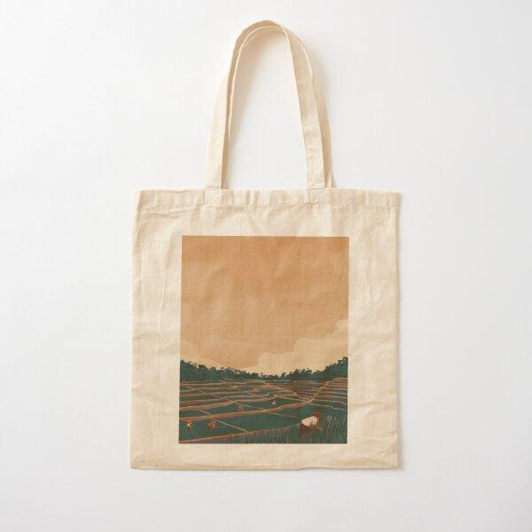 Philippine Farmers Cotton Tote Bag