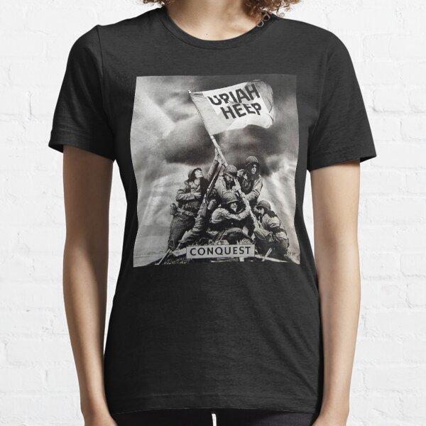 uriah heep - conquest 2021 bulnov Essential T-Shirt