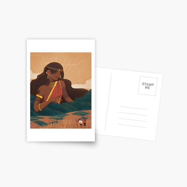 Lakapati Postcard