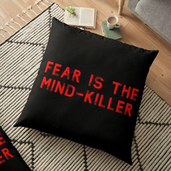 Dune - Fear is the Mind Killer  Floor Pillow