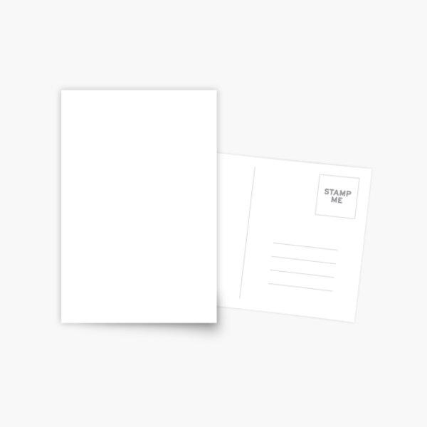 Bowled Postcard