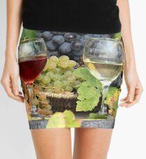wine  Mini Skirt