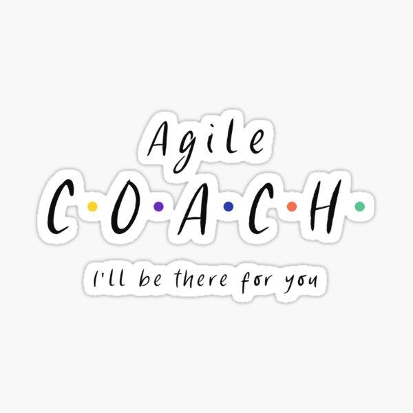 Agile Coach Sticker