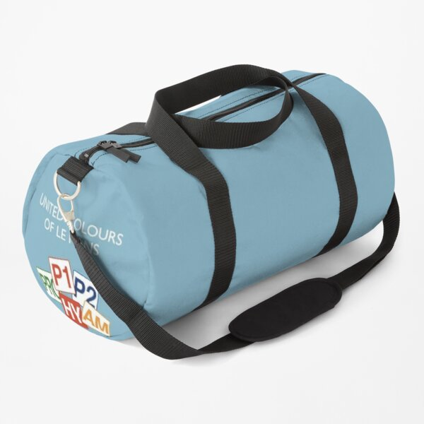 United Colours of Le Mans Duffle Bag