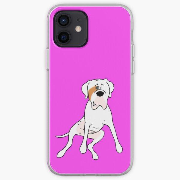 Boxer bitch iPhone Soft Case