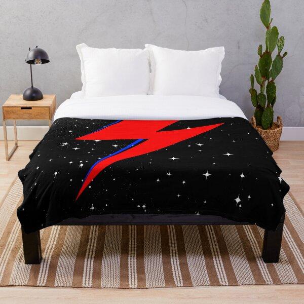 Bowie - Stars Throw Blanket