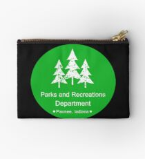 Parks and Rec Studio Pouch