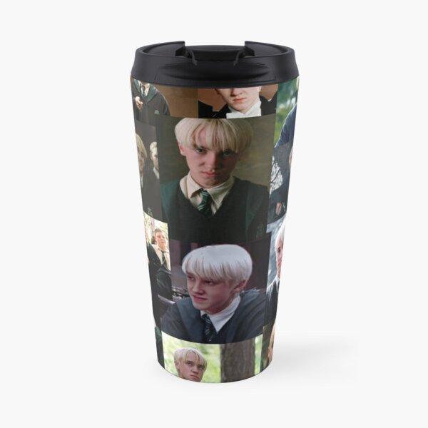 Draco Malfoy collage Travel Mug