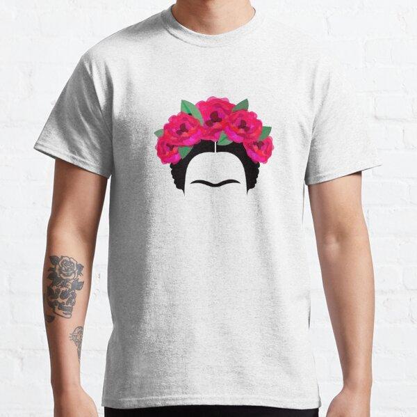 Bandeau et sourcils Frida Kahlo T-shirt classique