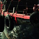 Hong Kong Trawler by yook