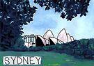 Sydney Opera House by John Douglas