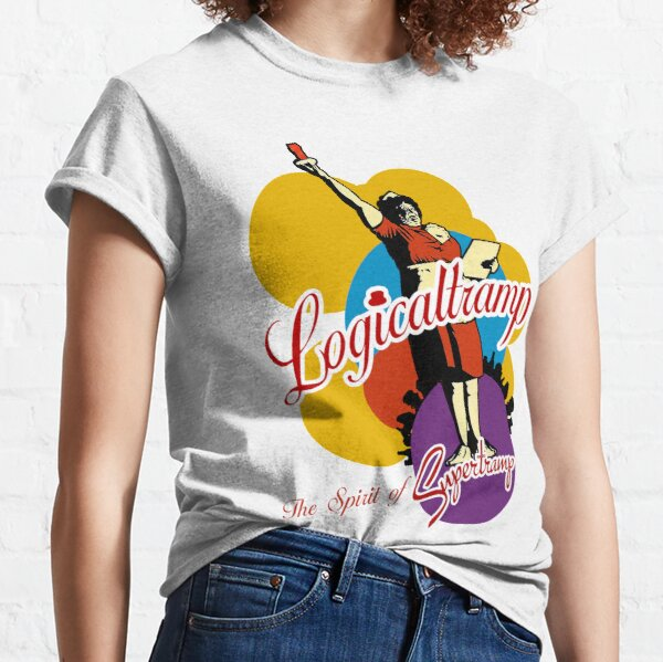 Breakfast with Logicaltramp Classic T-Shirt