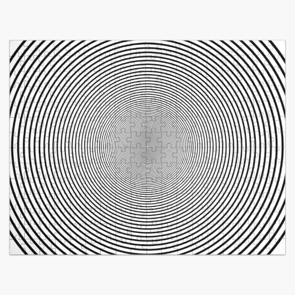 Circles Jigsaw Puzzle