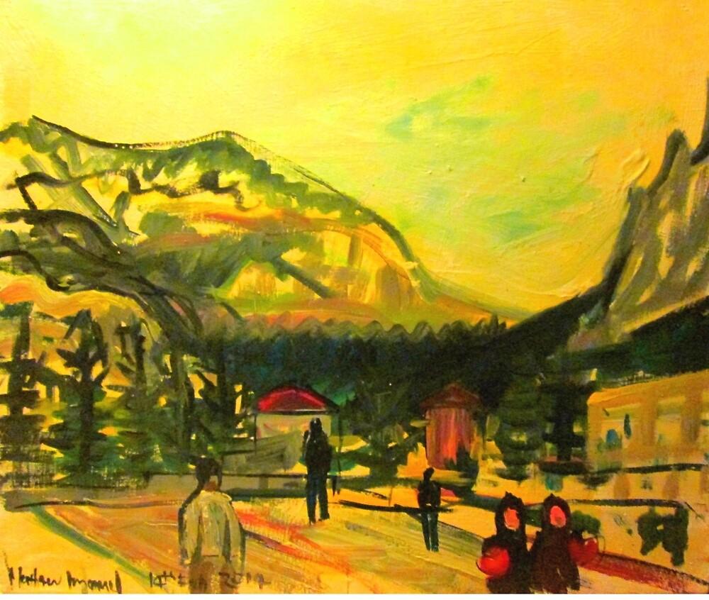 Vratsa Yellow by mathew imanuel