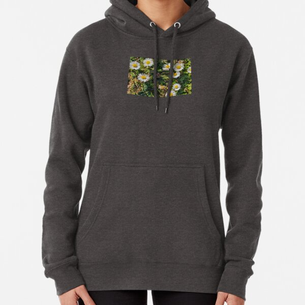 Daisey Patch Pullover Hoodie
