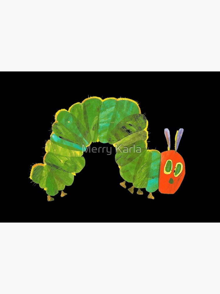 The Very Hungry Caterpillar Cute Animals by AmimodT