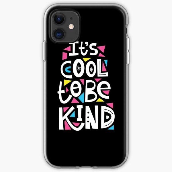Be Kind iPhone Soft Case