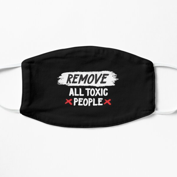 Toxic People Mask
